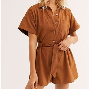Free People No Plans Romper